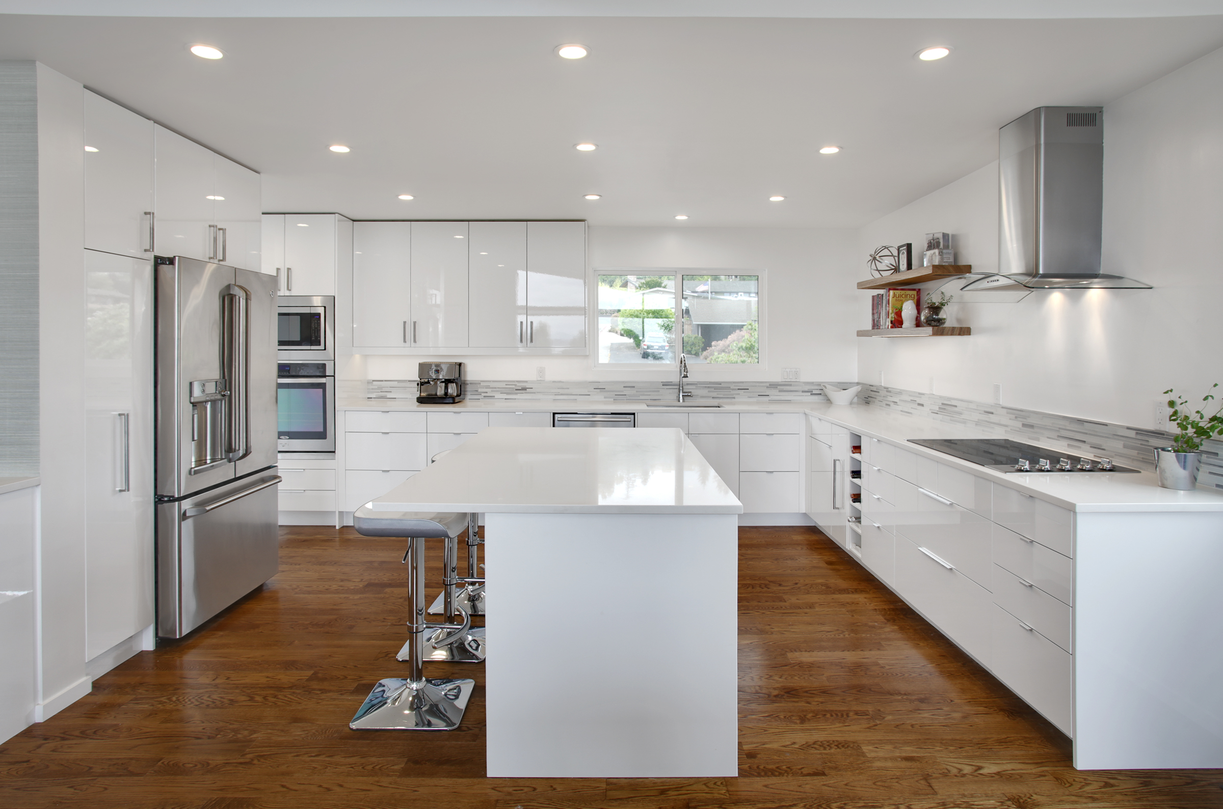 Seattle Kitchen Remodeling Property Adorable Envision Remodels Inspiration
