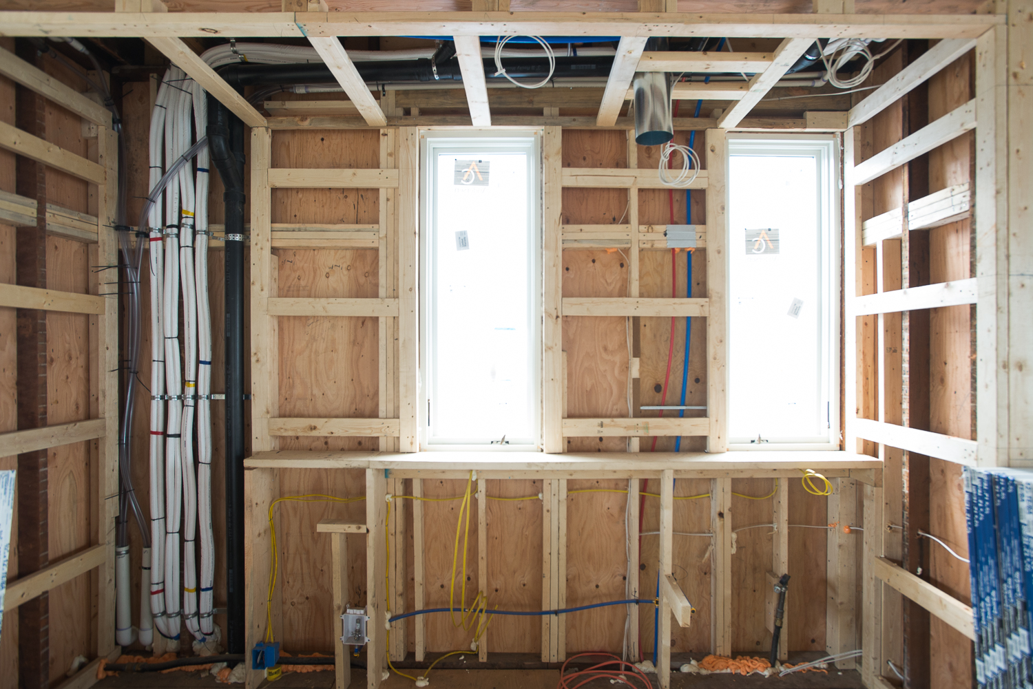 Comprehensive remodels from floor to ceiling